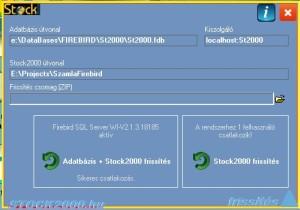 Stock2000 frissítés